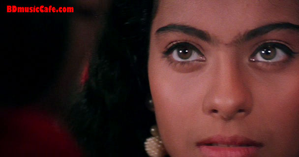 Yeh Kali Kali Ankhen Video Song by Shahrukh, Kajol ... Baazigar Kajol