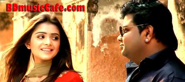 Music Video Chokher Poloke by Rizvi Wahid & Subhamita