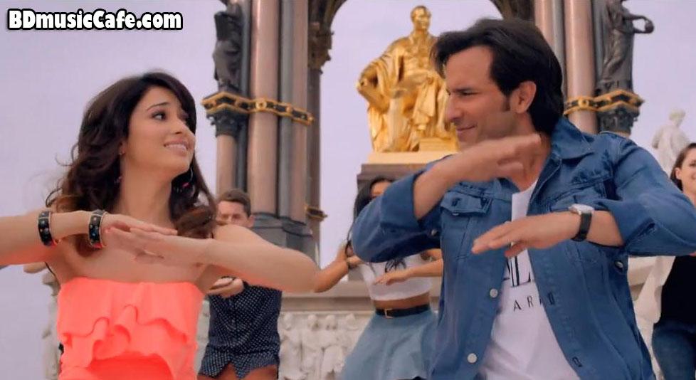Humshakals Movie Video Song Caller Tune Feat. Saif, Ritiesh, Ram ...