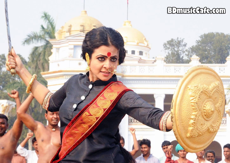 Bengali Arundhati Movie Video Song Joy Joy Ma Featuring Koel Mallick ...