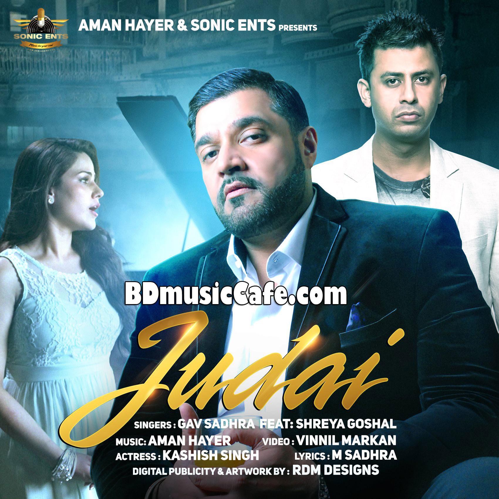 judai full mp3 song by gav sadhra amp shreya ghoshal single