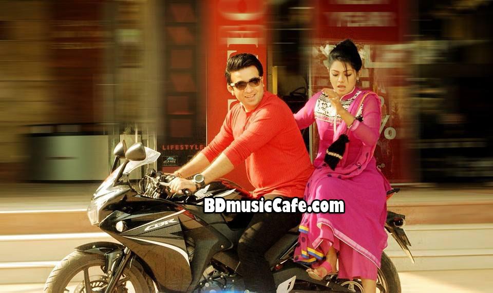Shakib Khan, Tisha Feat. Mental Bangla Movie Video Song Amar Moton Ke ...