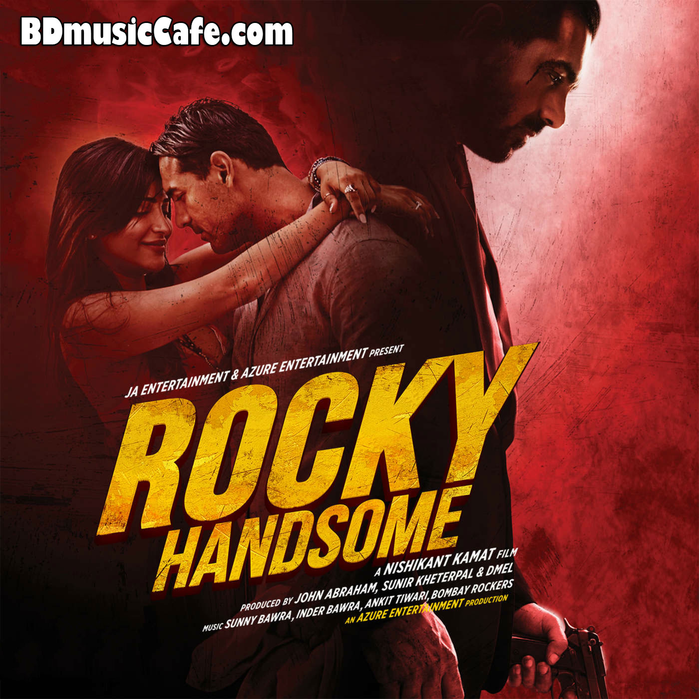 Rocky handsome 2016 bollywood movie mp3 songs download All songs hd video 2016